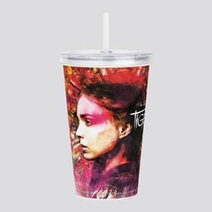 Pan: The Movie Tumbler Acrylic Double-wall Tumbler