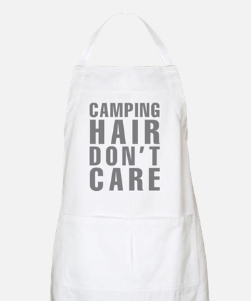 Camping Hair Don't Care Apron