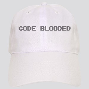 Code Blooded Cap