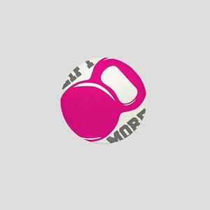 Lift More Kettlebell Mini Button
