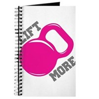 Lift More Kettlebell Journal
