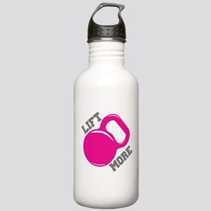 Lift More Kettlebell Stainless Water Bottle 1.0L