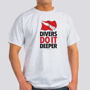 Diver's Do It Deeper T-Shirt