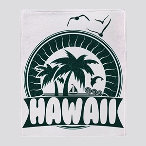 Hawaii Throw Blanket