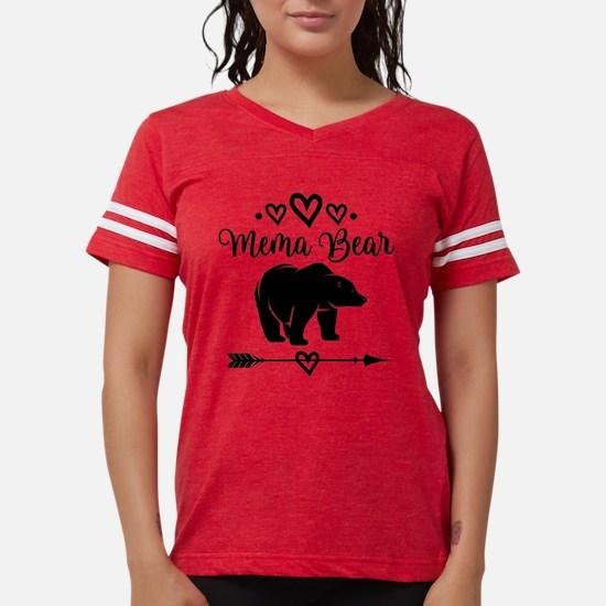 Mema Bear Grandma Gift T-Shirt