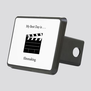 Best Day Filmmaking Gifts Hitch Cover