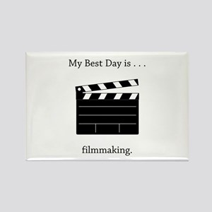 Best Day Filmmaking Gifts Magnets