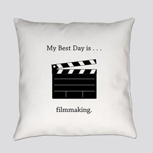 Best Day Filmmaking Gifts Everyday Pillow