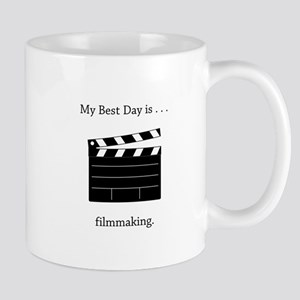 Best Day Filmmaking Gifts Mugs