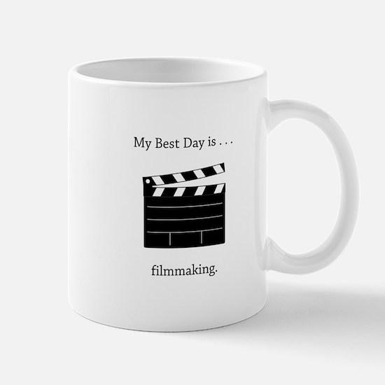 Best Day Filmmaking Gifts Mugs