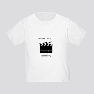 Best Day Filmmaking Gifts T-Shirt