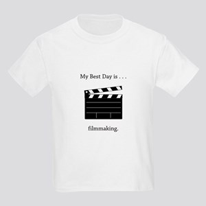 Best Day Filmmaking Gifts T-Shirt