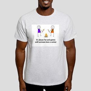 Don't Lose A Weiner Light T-Shirt