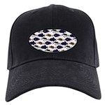 Four Pacific Triggerfish Pattern Baseball Hat