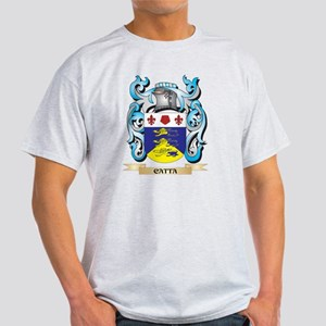 Catta Coat of Arms - Family Crest T-Shirt