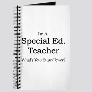 Special Ed. Teacher Journal