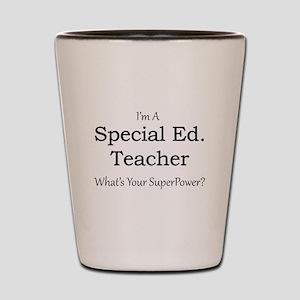 Special Ed. Teacher Shot Glass
