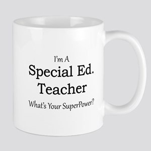 Special Ed. Teacher Mugs