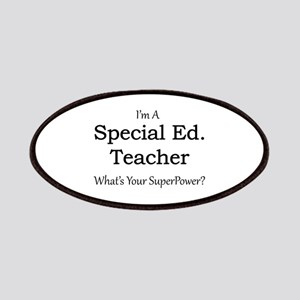 Special Ed. Teacher Patch