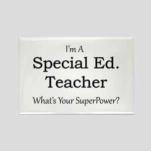 Special Ed. Teacher Magnets