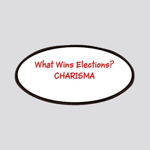 What Wins Elections? CHARISMA! Patch