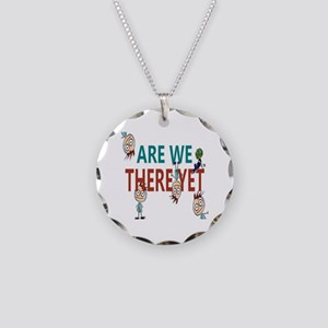 Little Tikes2 Necklace Circle Charm