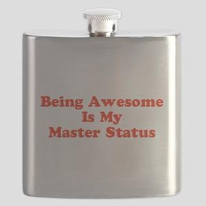 Sociology: Master Status Flask