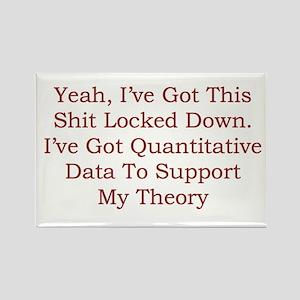 Sociology: I've Got Quantitative Data Magnets