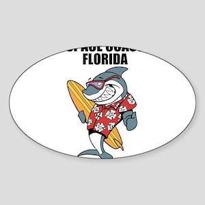 Space Coast, Florida Sticker