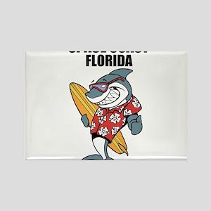 Space Coast, Florida Magnets