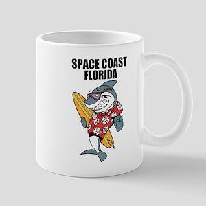 Space Coast, Florida Mugs