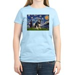 Starry - Aussie Shep (tri-L) Women's Light T-Shirt