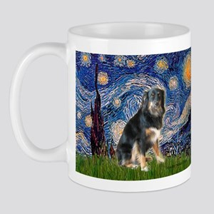 Starry - Aussie Shep (tri-L) Mug