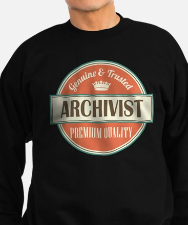 Archivist Sweatshirt (dark)