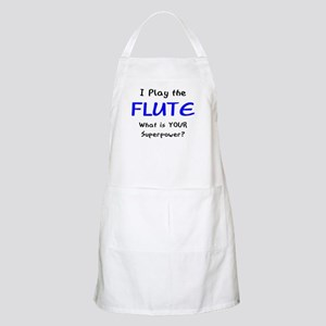 play flute Apron