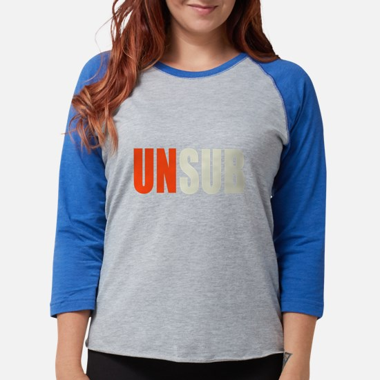 UNSUB Unknown Subject Long Sleeve T-Shirt