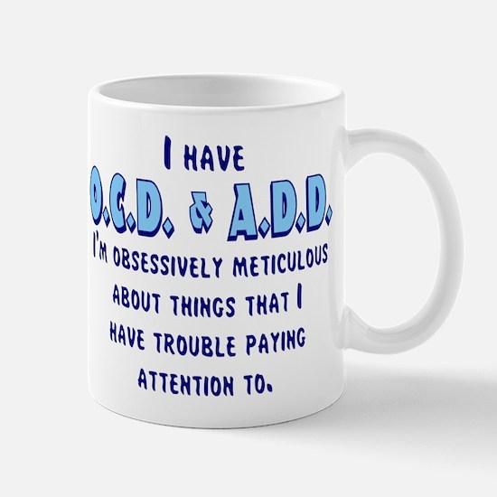 Cute C d o Mug