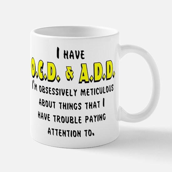 Funny C d o Mug