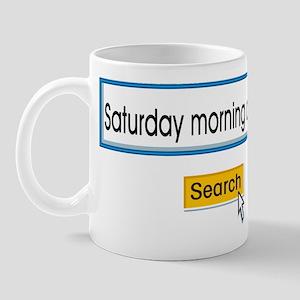 Saturday Morning Cartoons Mug