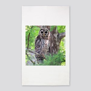 Owl Area Rug