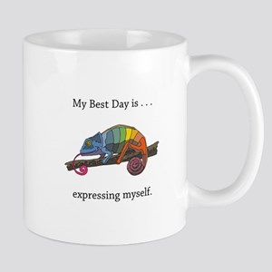 Best Day Self Expression Gifts Mugs