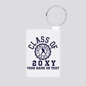Class of 20?? Baseball Aluminum Photo Keychain
