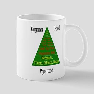 Guyana Food Pyramid Mug