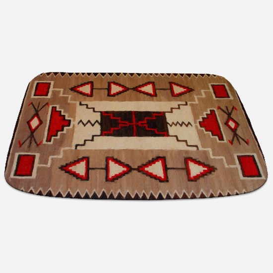 Indian Blanket 8 Bathmat