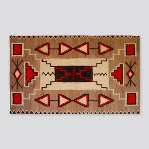 Indian Blanket 8 Area Rug