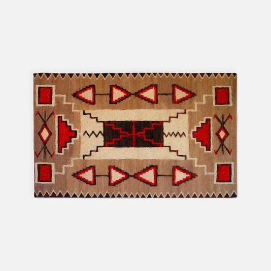 Indian Blanket 8 Area Rug