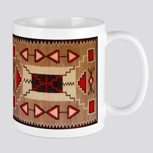 Indian Blanket 8 Mug