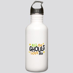 All the Ghouls Love Me Stainless Water Bottle 1.0L