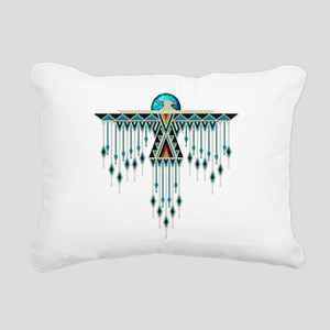 Southwest Native Style T Rectangular Canvas Pillow