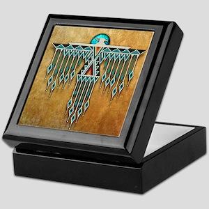 Southwest Native Style Thunderbird Keepsake Box